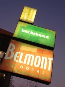 bar belmont, Dallas, TX