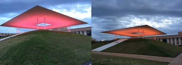 James Turrell, Houston
