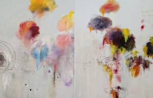 Cy Twombly detail