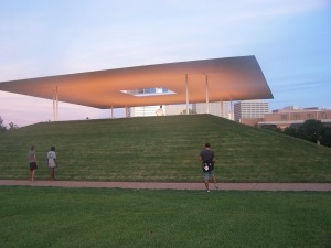 James Turrell at Rice