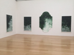 Cy Twombly - A Painting in Nine Parts
