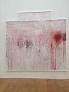 Cy Twombly - Analysis of the Rose 3