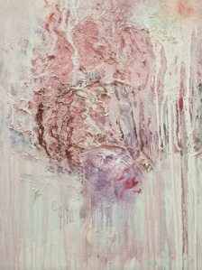 Cy Twombly - Analysis of the Rose Detail