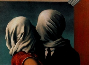 Magritte, The Lovers