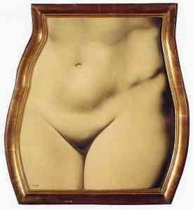 Magritte, Representation, 1937