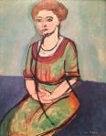 Henri Matisse, Olga Merson, 1911