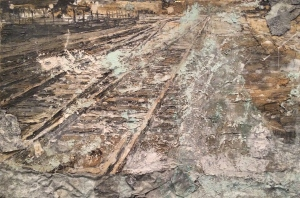 Anselm Kiefer, Heavenly Jerusalem, 1987/1997