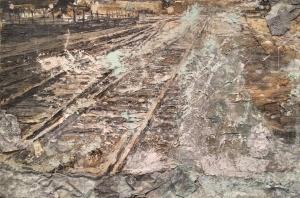 Anselm Kiefer, Heavenly Jerusalem, 1987/1997